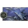 Academy maquettes avion 2140 Sukhoi SU-27UB Flanker 1/48