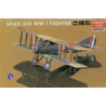 Academy maquettes avion 1623 Spad XIII WWI Fighter 1/72