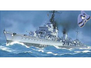 Heller maquette bateau 81009 Marceau 1/400
