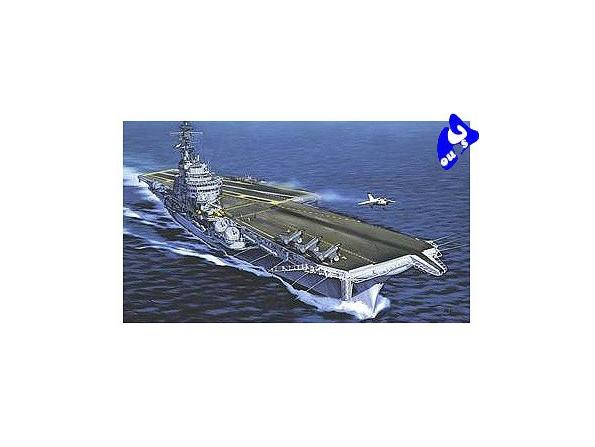 Heller maquette bateau 81071 Foch 1/400