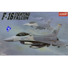 Academy maquettes avion 4436 F-16 Fughting Falcon 1/144