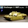 Trumpeter maquette militaire 07215 Challenger II MBT Irak 1/72