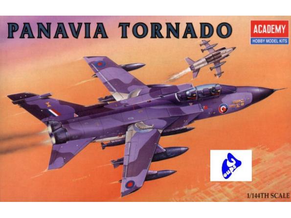 Academy maquettes avion 4431 Tornado F.MK2 1/144