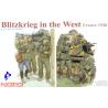 Dragon maquette militaire 6347 Blitzkrieg France 1/35