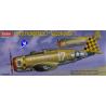 "Academy maquettes avion 2175 P-47D Thunderbolt ""Razor-Back"" 1/72"