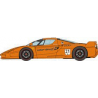 Dexter transkit drk24002 Ferrari FXX Solar Direct 1/24