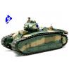 Tamiya maquette militaire 35282 Char B1Bis 1/35
