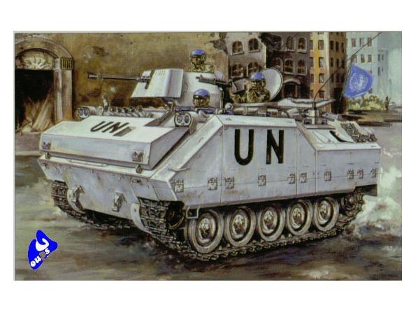 Academy maquette militaire 1385 KIFV 1/35