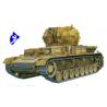 Academy maquette militaire 1333 Flakpanzer IV Wirbelwind 1/35