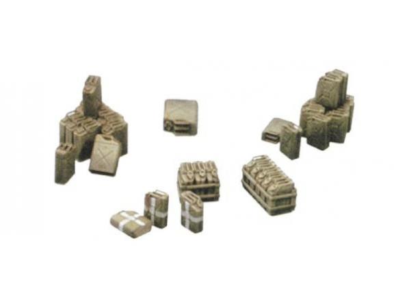 italeri maquette militaire 0402 jerrican 1/35