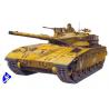 Academy maquette militaire 1351 Merkava Mk.II 1/35