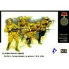 Master Box maquette militaire 3523 FANTASSINS SOVIETIQUES 1/35