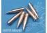 Aber 35P06 Set de munitions pour 12,8cm K.40 Pz. Sfl. Sturer Emil 1/35