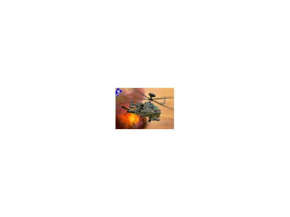 revell maquette helico 4046 AH-64D Longbow Apache 1/144