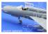 Eduard photodecoupe avion 144002 MiG-21SMT 1/144
