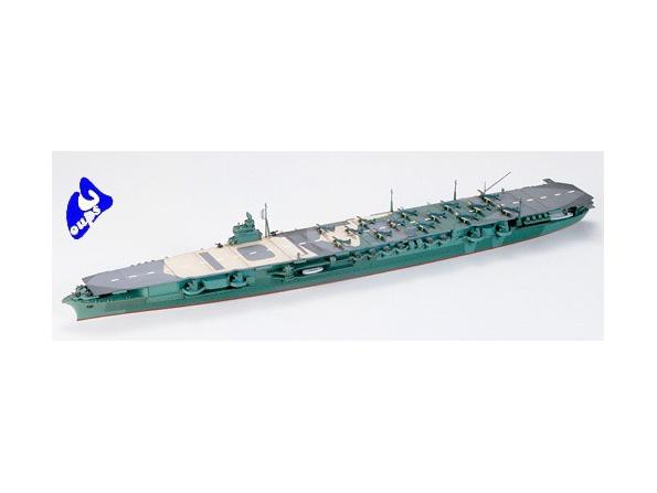TAMIYA maquette bateau 31214 Zuikaku Aircraft Carrier 1/700