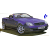 fujimi maquette voiture 12189 Mercedes SLK200 1/24