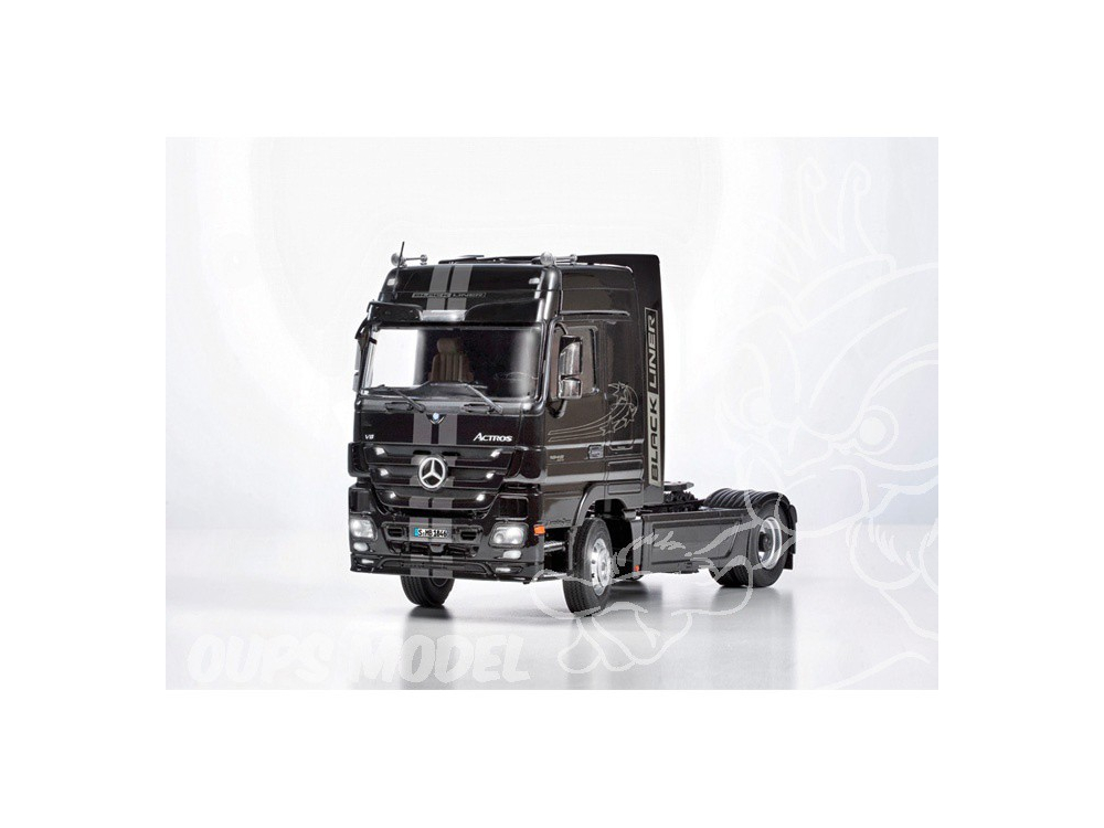 I3884 Italeri Maquette Camion Mercedes Actros Mp3
