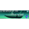 """Trumpeter maquettes sous marin 05906 USS SS-212 """"GATO"""" 1/144"""