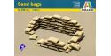 italeri maquette militaire 0406 sac de sable 1/35