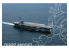 italeri maquette bateau 5534 USS George H.W. Bush CVN-77 1/720
