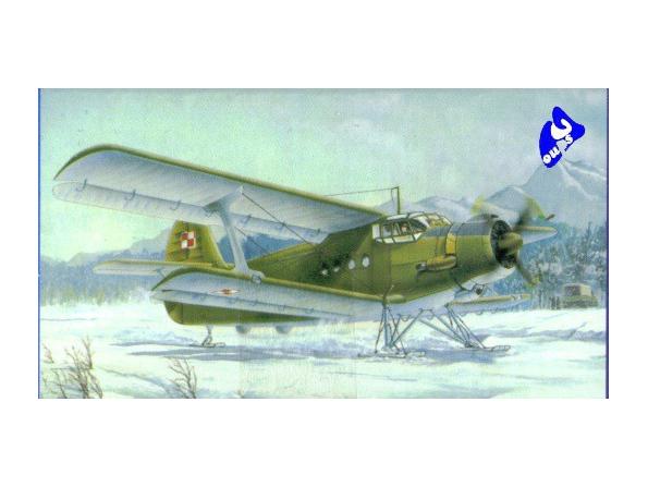 Trumpeter maquette avion 01607 ANTONOV AN-2M 1/72