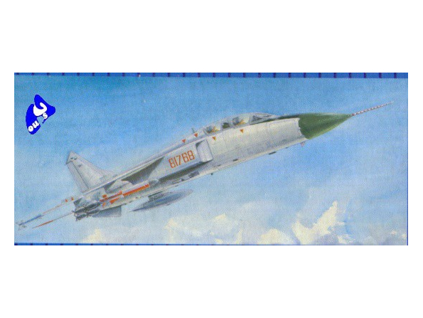 Trumpeter maquette avion 01608 XIAN FLYING LEOPARD 1/72