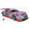 TAMIYA maquette voiture 24293 Open Interface Tom's SC430 1/24
