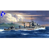 TAMIYA maquette bateau 31909 British E Class Destroyer 1/700