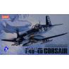 Academy maquettes avion 2124 F4U-4B Corsair 1/48