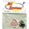 RC System 2045 carter de rotor d'anti couple
