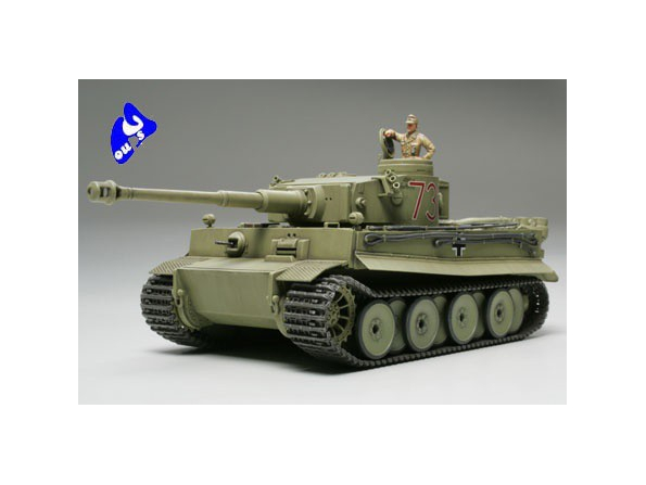 tamiya maquette militaire 32529 Tiger I Initial Prod 1/48