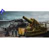 Trumpeter maquette militaire 00209 MORSER KARL-GERAT 1/35