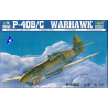 """Trumpeter maquette avion 01632 CURTISS P-40B/C """"WARHAWK"""" 1942 1/"""