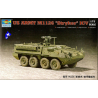 """Trumpeter maquette militaire 07255 US ICV """"STRYKER"""" 1/72"""