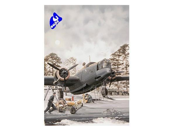 "trumpeter maquette avion 02808 ""WELLINGTON"" Mk.1C 1/48"