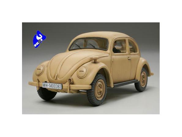 tamiya maquette militaire 32531 Volkswagen Type 82E Staff Car 1/