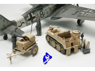 tamiya maquette militaire 32533 Kettenkraftrad 1/48