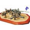 tamiya maquette militaire 35283 88mm Gun Flak36 1/35