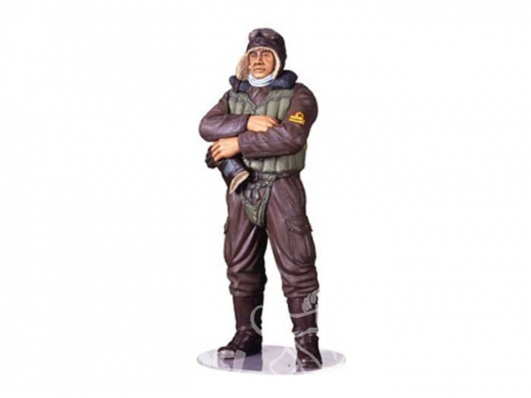 tamiya maquette militaire 36312 Japanese Fighter Pilote 1/16
