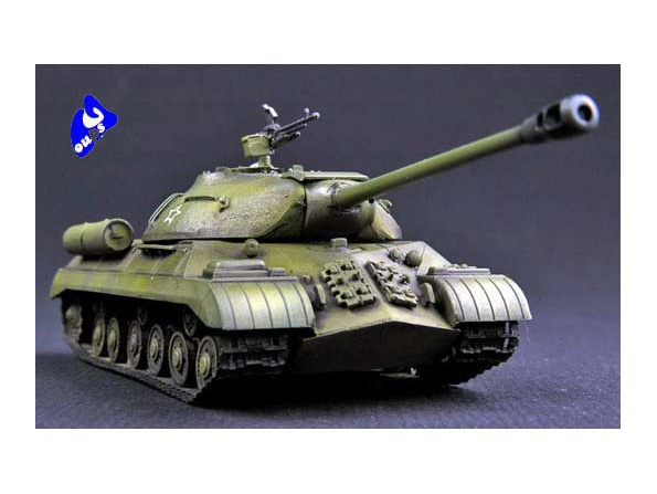 "trumpeter maquette militaire 07228 CHAR LOURD JS-3m ""STALIN"" 1/7"
