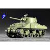 """trumpeter maquette militaire 07223 CHAR MOYEN M4 """" SHERMAN """" 1/7"""
