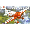 Amodel maquette avion 72114 GEE BEE R2 SUPER SPORTSTER 1/72