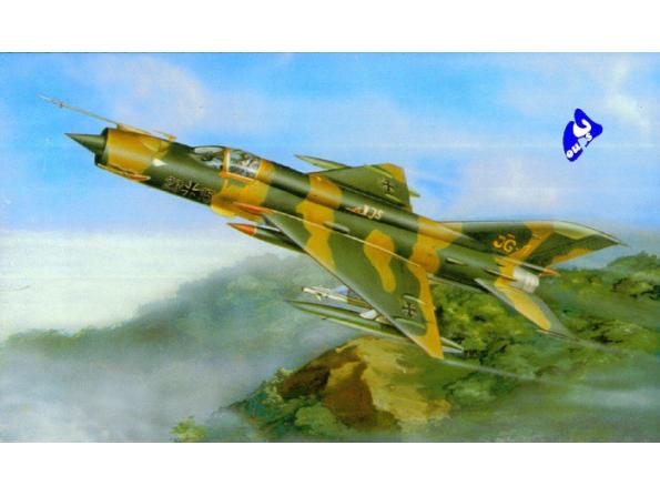 Trumpeter maquette avion 02218 MIG-21 MF 1/32