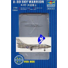 Trumpeter maquette avion 03419 A-3D SKY WARRIOR 1/700