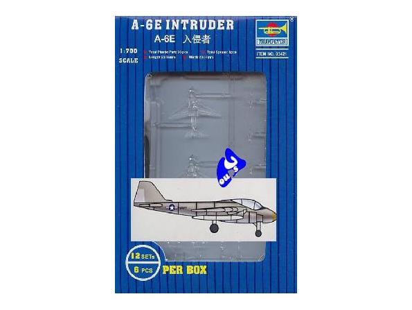 Trumpeter maquette avion 03421 A-6E INTRUDER 1/700