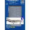 Trumpeter maquette avion 03423 F-4J PHANTOM II 1/700