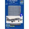 Trumpeter maquette avion 03424 F-14A TOMCAT 1/700