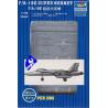 Trumpeter maquette avion 03428 AVIONS F/A-18E SUPER HORNET 1/700