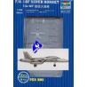 Trumpeter maquette avion 03429 F/A-18F SUPER HORNET 1/700